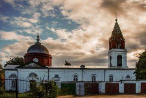 Свято-Троицкий храм в Гусь-Хрустальном