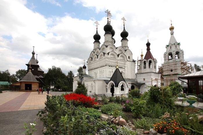Свято-Троицкий монастырь Мурома