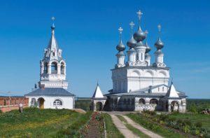 Свято-Воскресенский монастырь Мурома