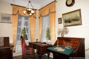 Экспозиция музея истории Гомеля