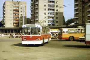 Липецк в 70-х годах XX века