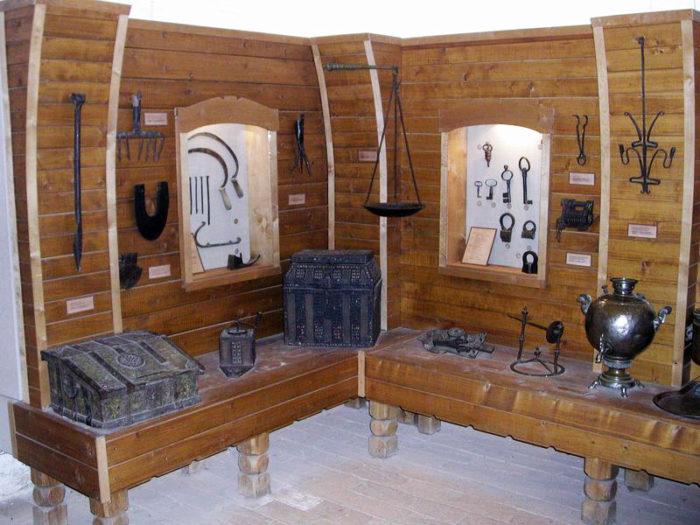 Музей городская кузница XVII века