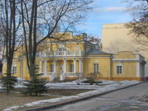 Музей истории Гомеля в охотничьем домике