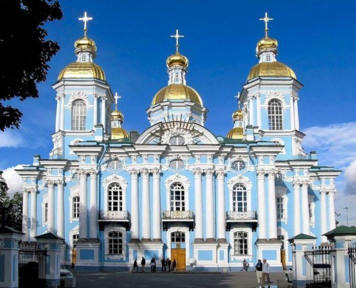 Морской собор Святителя Николая Чудотворца и Богоявления