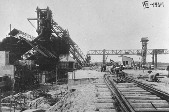 Новолипецкий металлургический завод,