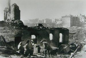 Смоленск в 1943 году