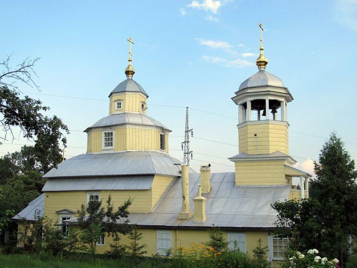 Старообрядческая Ильинская церковь