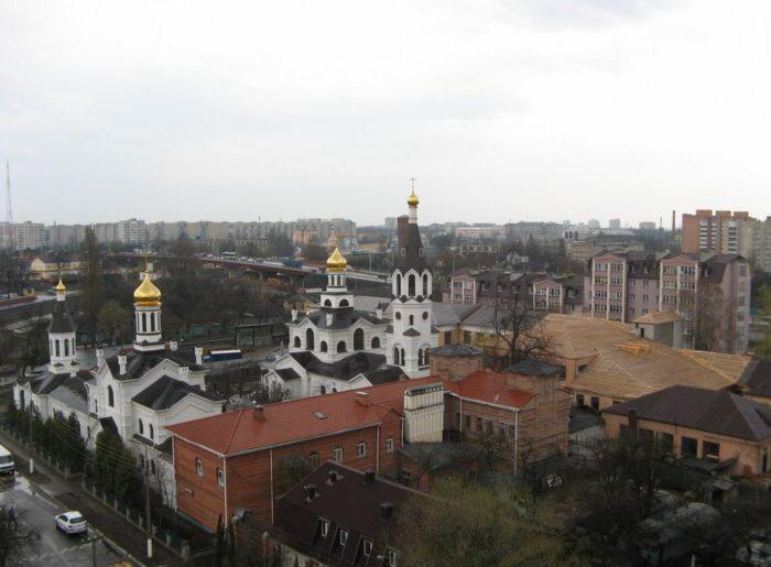 Свято-Никольский мужской монастырь