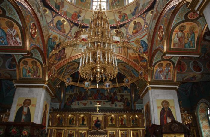 Свято-Тихоновский Преображенский епархиальный монастырь