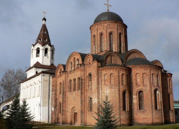 Церковь Петра и Павла на Городянке
