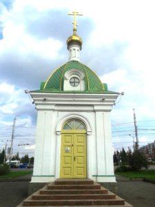Часовня Илии Пророка в Омске