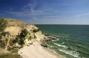 Цимлянское водохранилище – рукотворное море. Добровольский останец