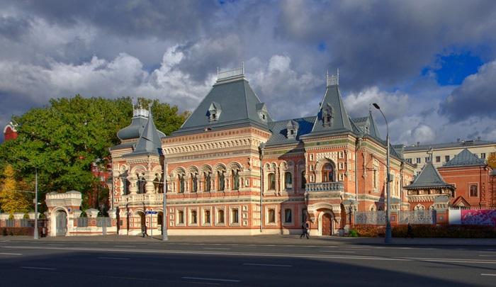 Дом купца Игумнова в Ярославле