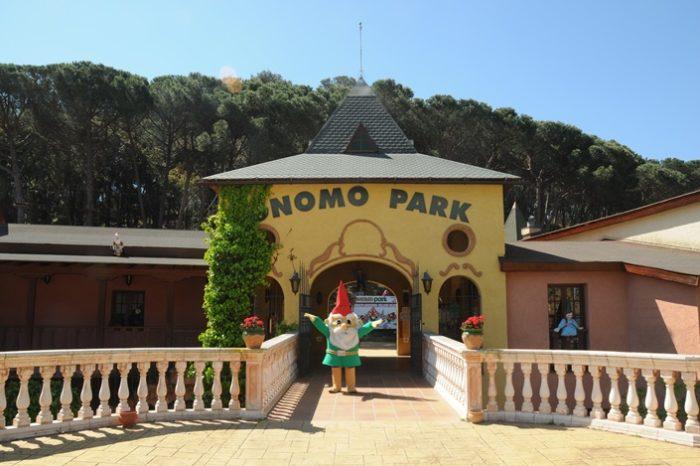 Парк гномов