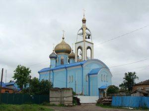 Храм иконы Божией Матери Азовской