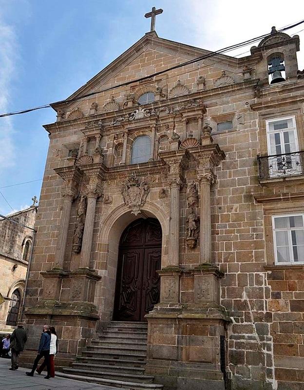 Церковь Милосердия в Браге