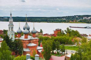 Кострома: достопримечательности, что посмотреть за один день