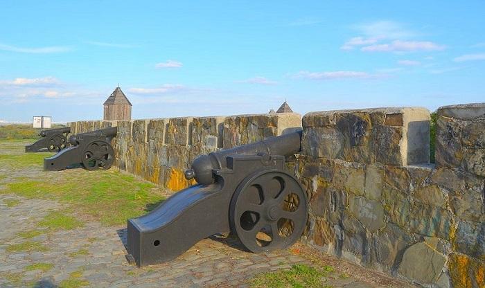 Крепость Азов