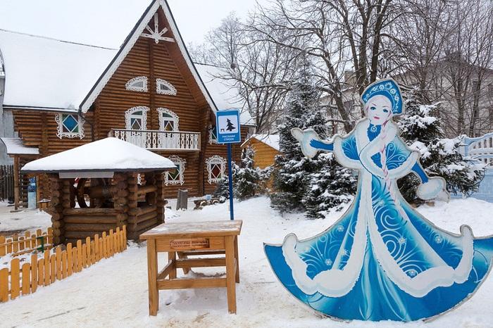 Кострома - родина Снегурочки