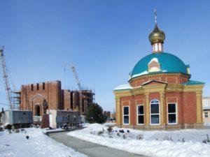 Малый храм святого Фёдора Ушакова Собор Рождества Христова