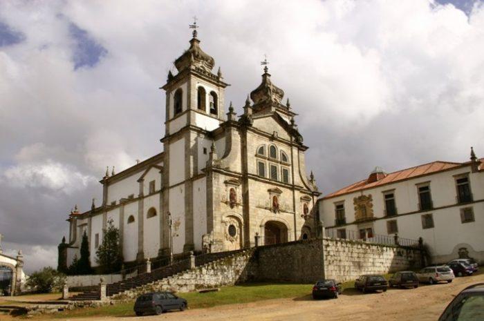 Монастырь Тибаниш в Браге