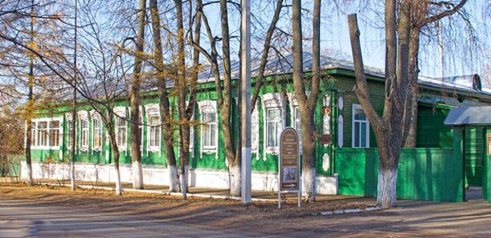 Музей природы и этнографии в Коврове