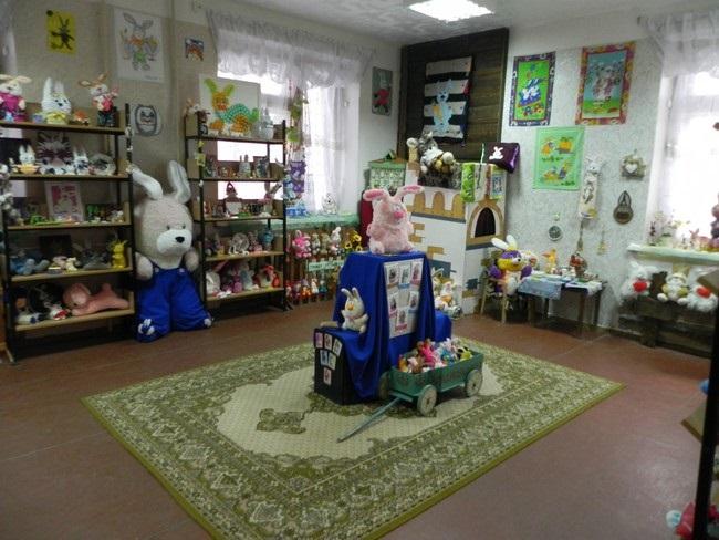 Музей зайцев в Коврове