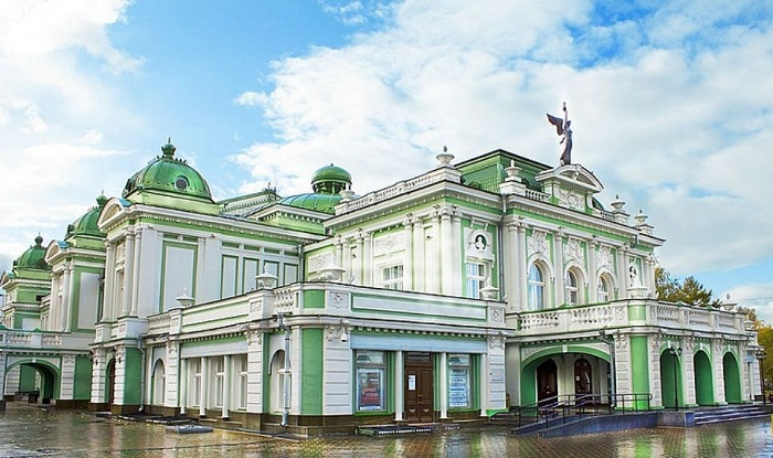 Омский академический театр драмы