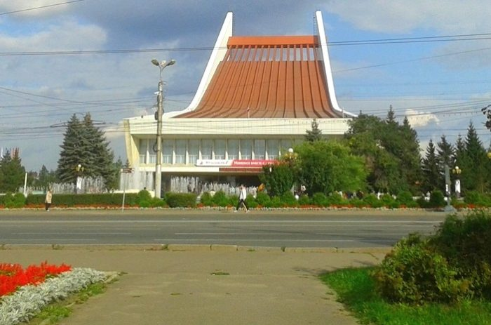 Омский государственный Музыкальный театр