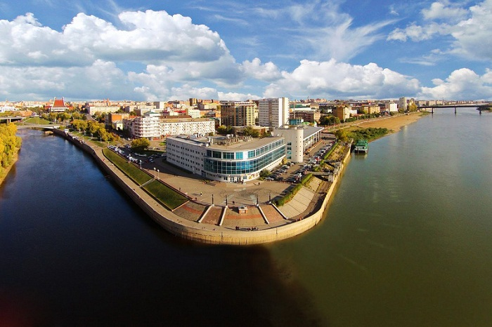 Омский речной вокзал