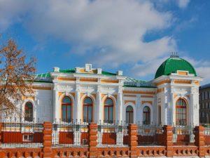 Особняк купца Батюшкова (Дом Колчака)