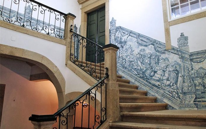 Palacio dos Biscainhos (интерьер)