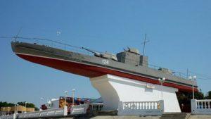 Памятник Азовской военной флотилии