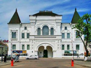 Знакомство с музеями Костромы