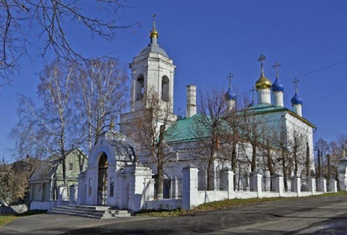 Собор Рождества Христова - символ Коврова