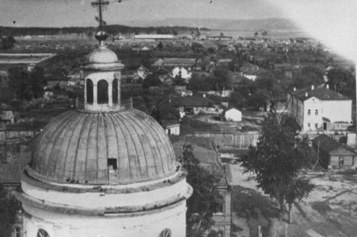 Город Ставрополь (начало ХХ века)