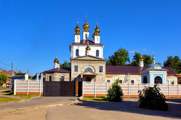 свято успенский мужской монастырь