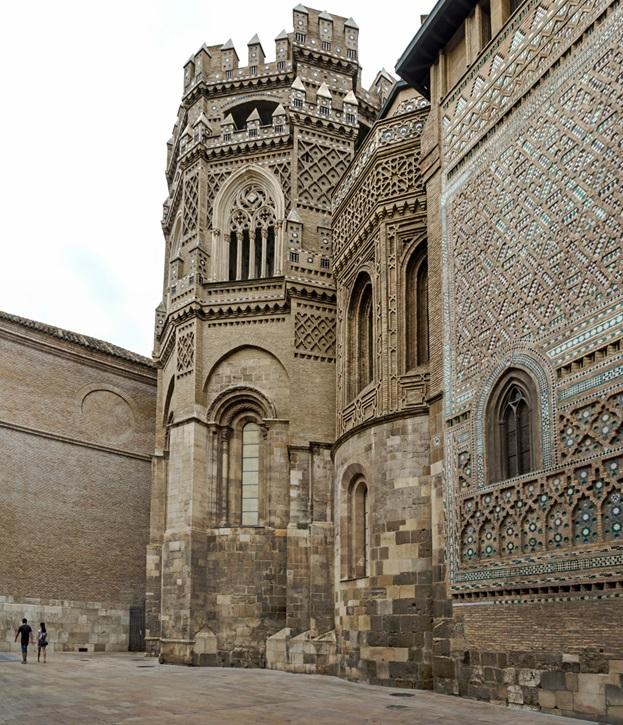 Сарагоса (Zaragoza), Испания - достопримечательности, путеводитель