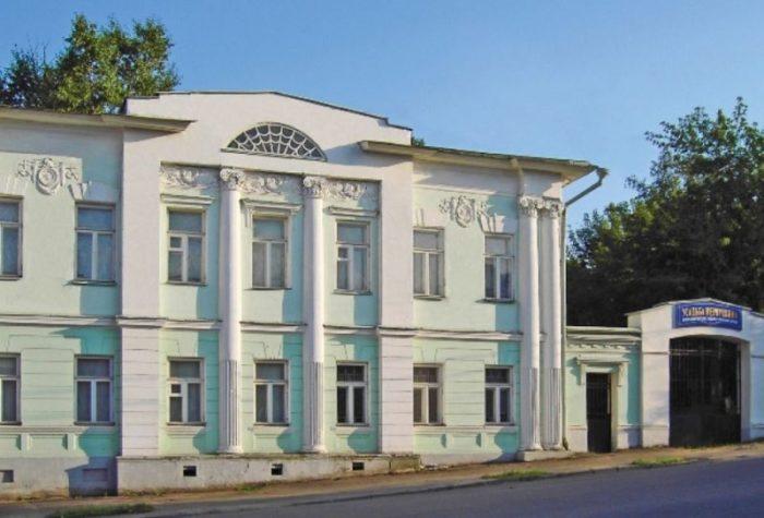 Бывший дом крупного мануфактурщика купца Первушина