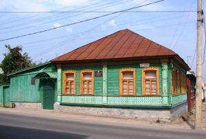 Дом-музей Н.Н. Жукова