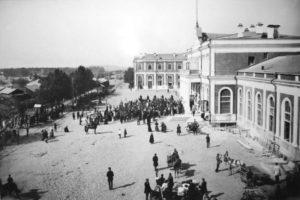 Дзержинск в 30-е годы ХХ века