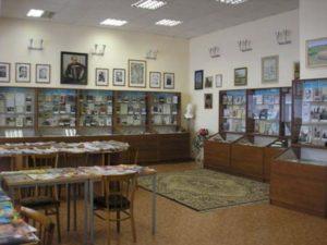 Экспозиции музея Н.М.Рубцова