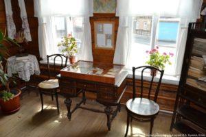 Экспозиции в музее И.А. Бунина