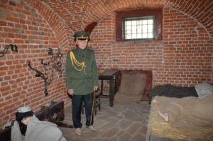 Экспозиция музея Елецкий острог