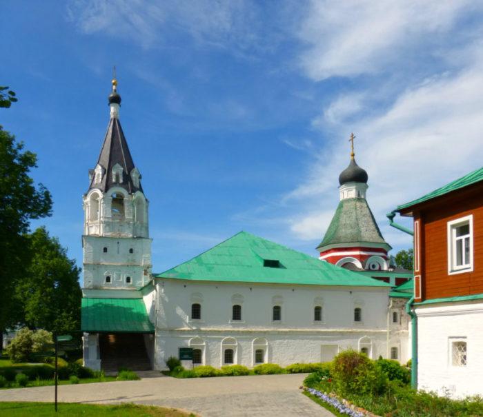 Свято-Успенский женский монастырь