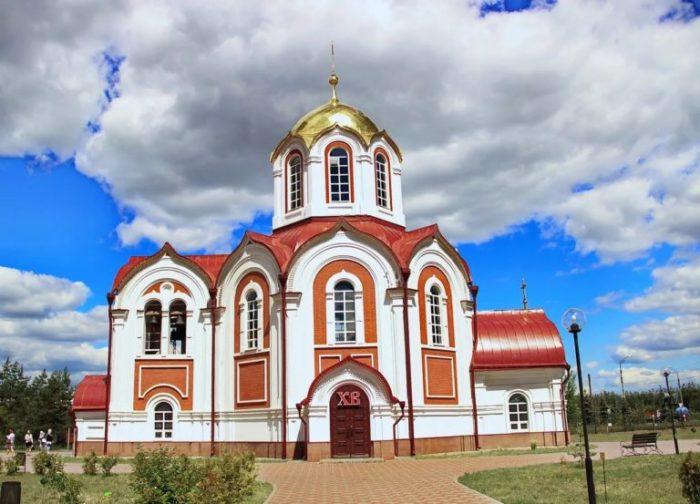 Церковь Антония Великого