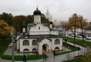 Церковь Зачатия Анны Праведной
