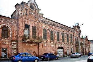 Табачная фабрика Заусайлова