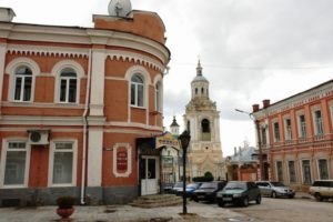 Улица Мира в Ельце