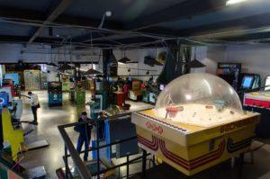 В этом музее можно не только смотреть, а и играть тоже